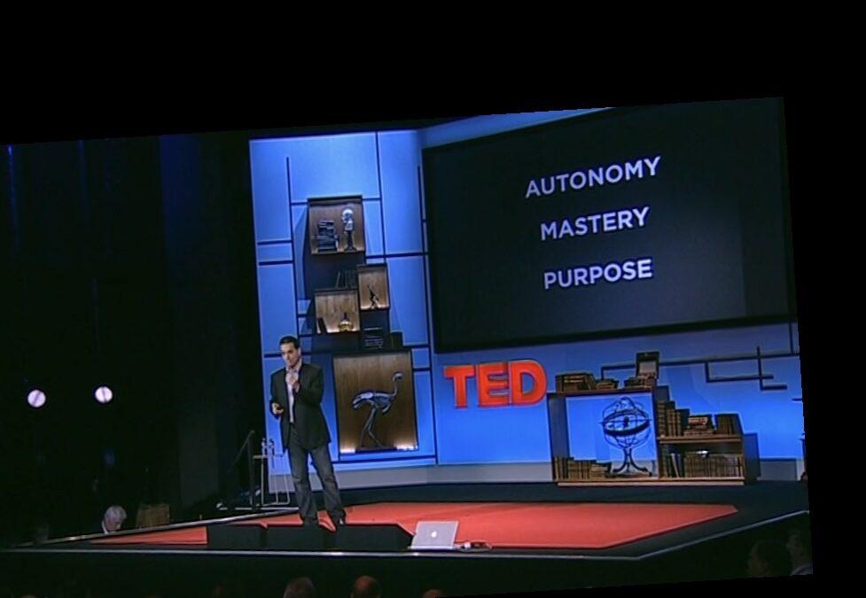 Autonomy, Mastery & Purpose