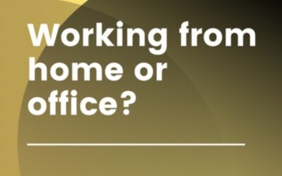 Working from Home or Office?