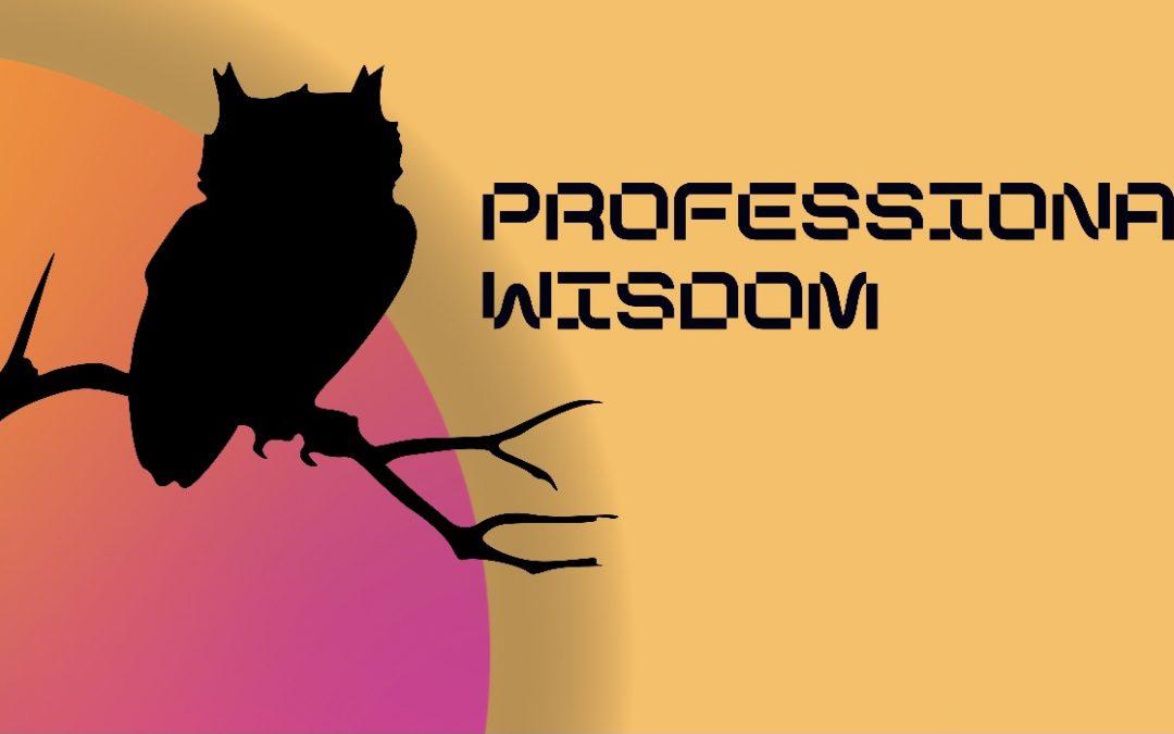 Professional Wisdom